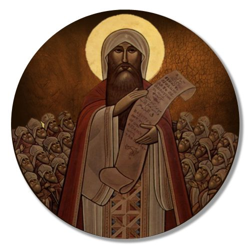البابا أثناسيوس الرسولى
